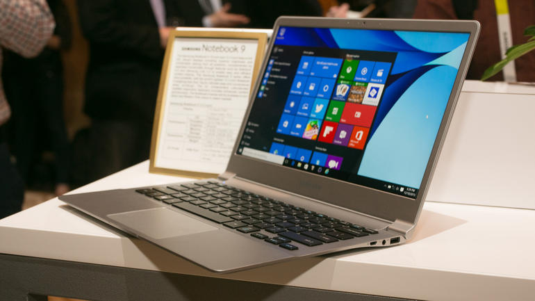 Noul Samsung Notebook 9 – simplu si usor