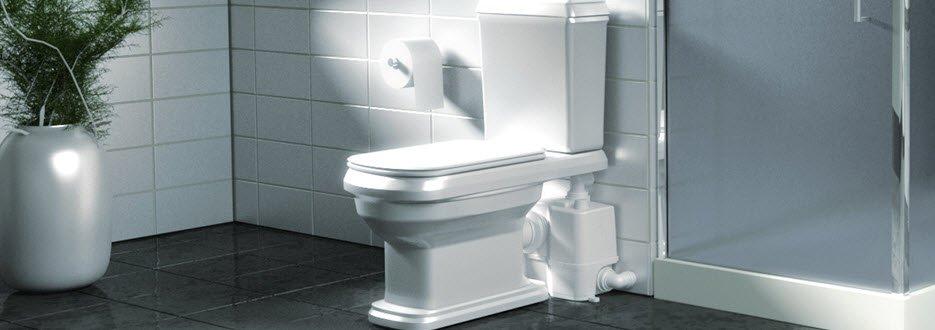 De ce avem nevoie de o pompa wc cu racordare laterala?