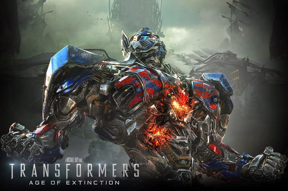 Transformers 4- cel mai asteptat film al anului 2014!