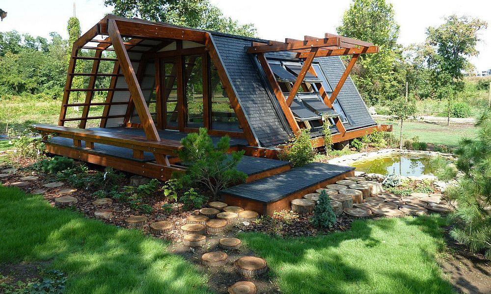 Este rentabil sa achizitionam case din lemn?