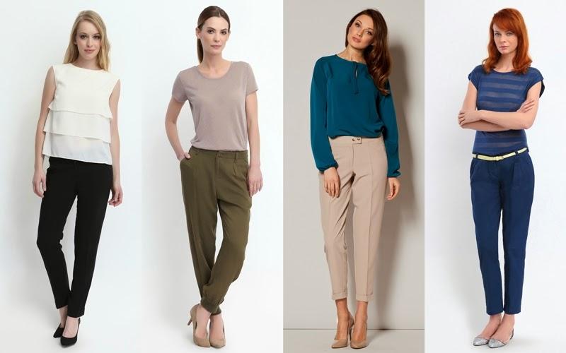 Cum se aleg pantalonii de dama?