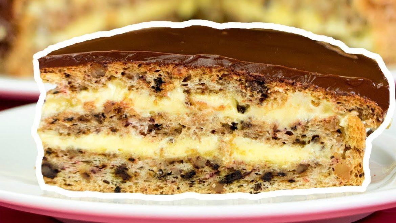 Cum sa faci un tort nuci delicios?